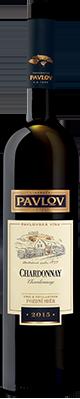 Chardonnay 2015 pozdní sběr