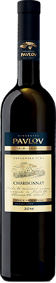 Chardonnay 2016 pozdní sběr